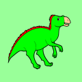 Dinosaurie Rexi - isabella, 5