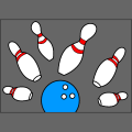 bowling!! - wilma, 11