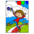 midsommar - Olle, 9