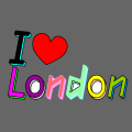 LONDON  ILOVE YOU - thelma, 9