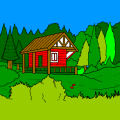 A house in the forest - Daga, 10