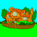 Sweety Little house - Elvira Granlund, 10