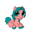 pony - tilly, 10