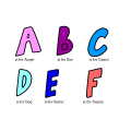 ABCDEF - Alice , 10