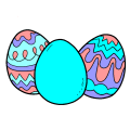 Happy Easter - Amanda, 13