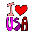 I LOVE USA - Natasha, 8